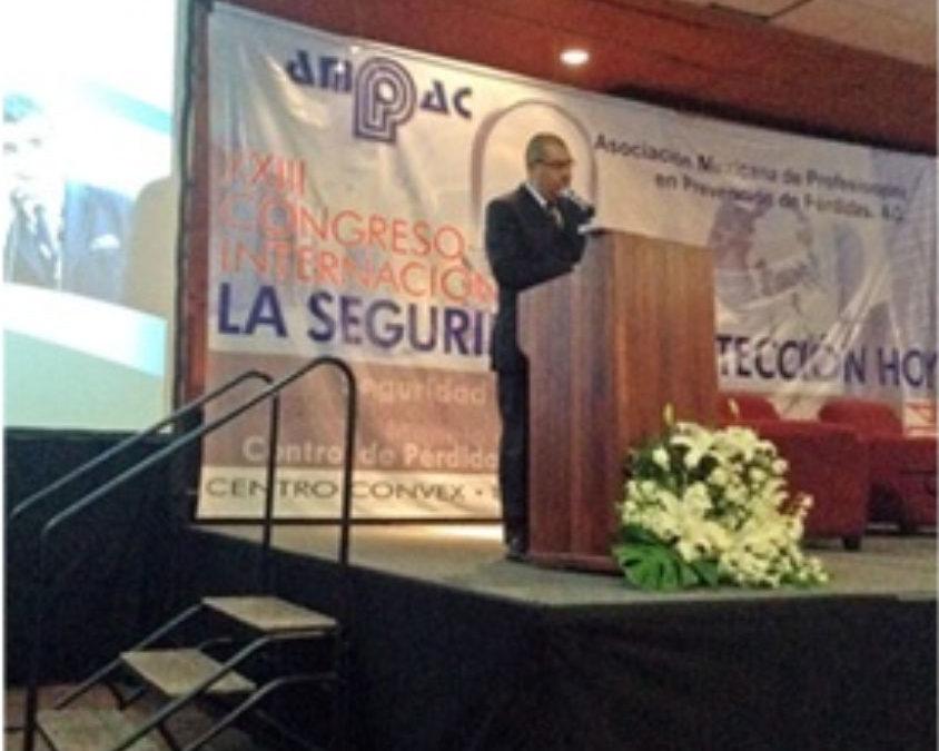 """XXIII Congreso Internacional, """"La Seguridad y Protección Hoy"""""""