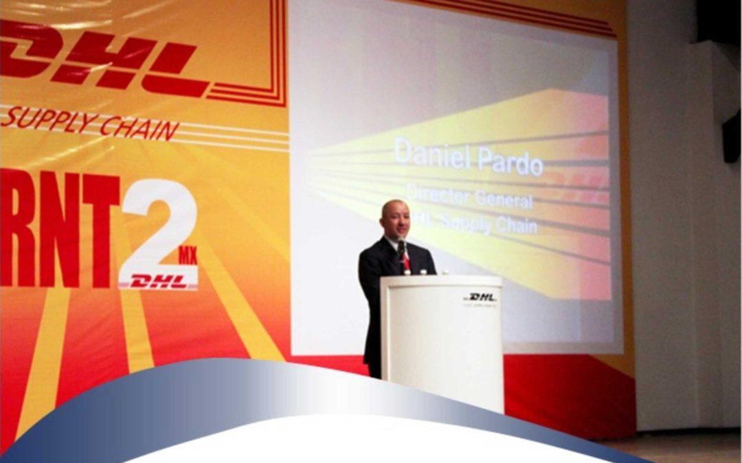 Reconocimiento Nacional DHL México al Transporte